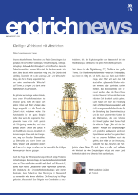 Endrich News September 2019